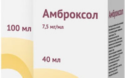 Раствор Амброксол