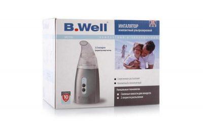 Небулайзер ультразвуковой B Well WN 119 U