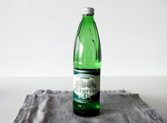 ингаляции с минеральной водой