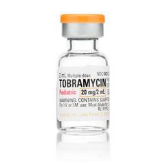 Тобрамицин ампула