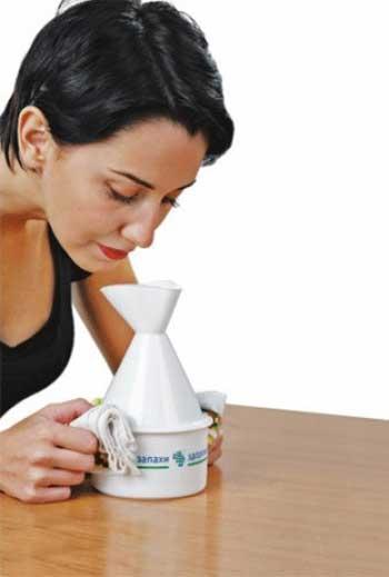 ингаляции через Запахи здоровья