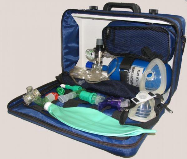кислородный ингалятор