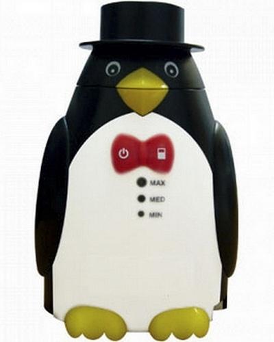 Детский ингалятор Пингвин