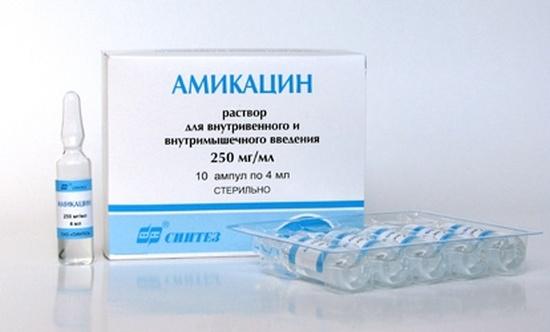 амикацин2