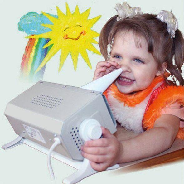 Ингалятор Солнышко для детей