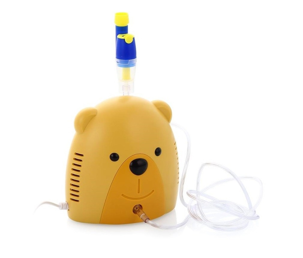 небулайзер детский компрессорный мишка med2000