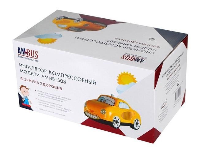 ингалятор компрессорный amnb 503 формула здоровья детский