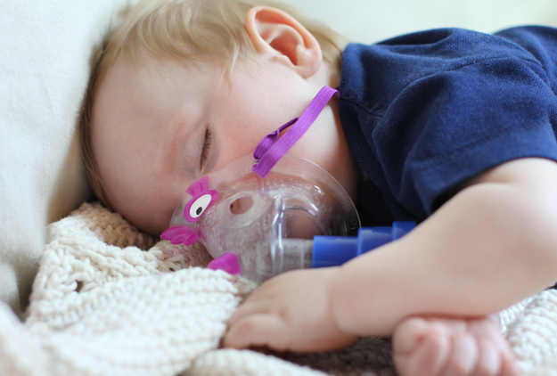 раствор рингера для ингаляций ребенку