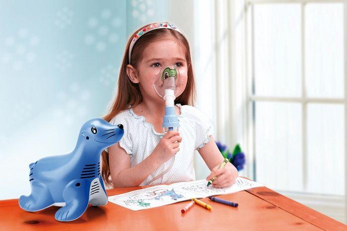 ингаляции с изофрой через небулайзер ребенку