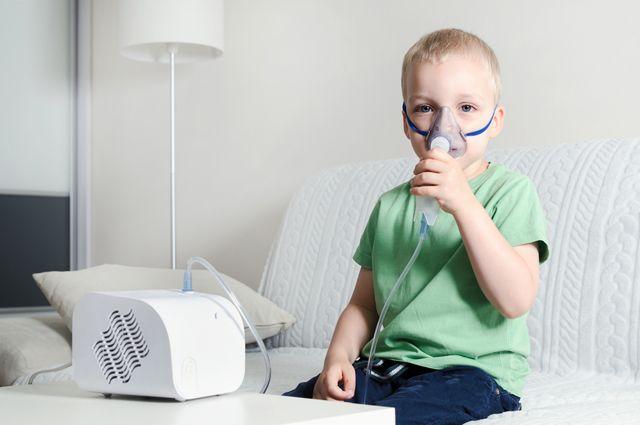 ингаляции с перекисью водорода для детей