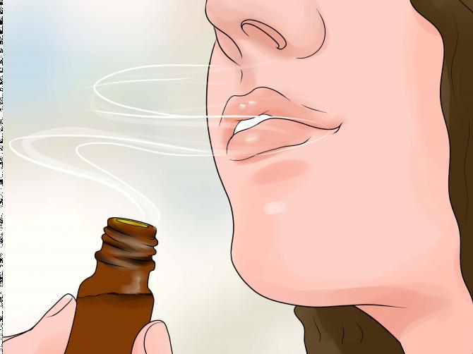 ингаляции с пихтовым маслом при насморке