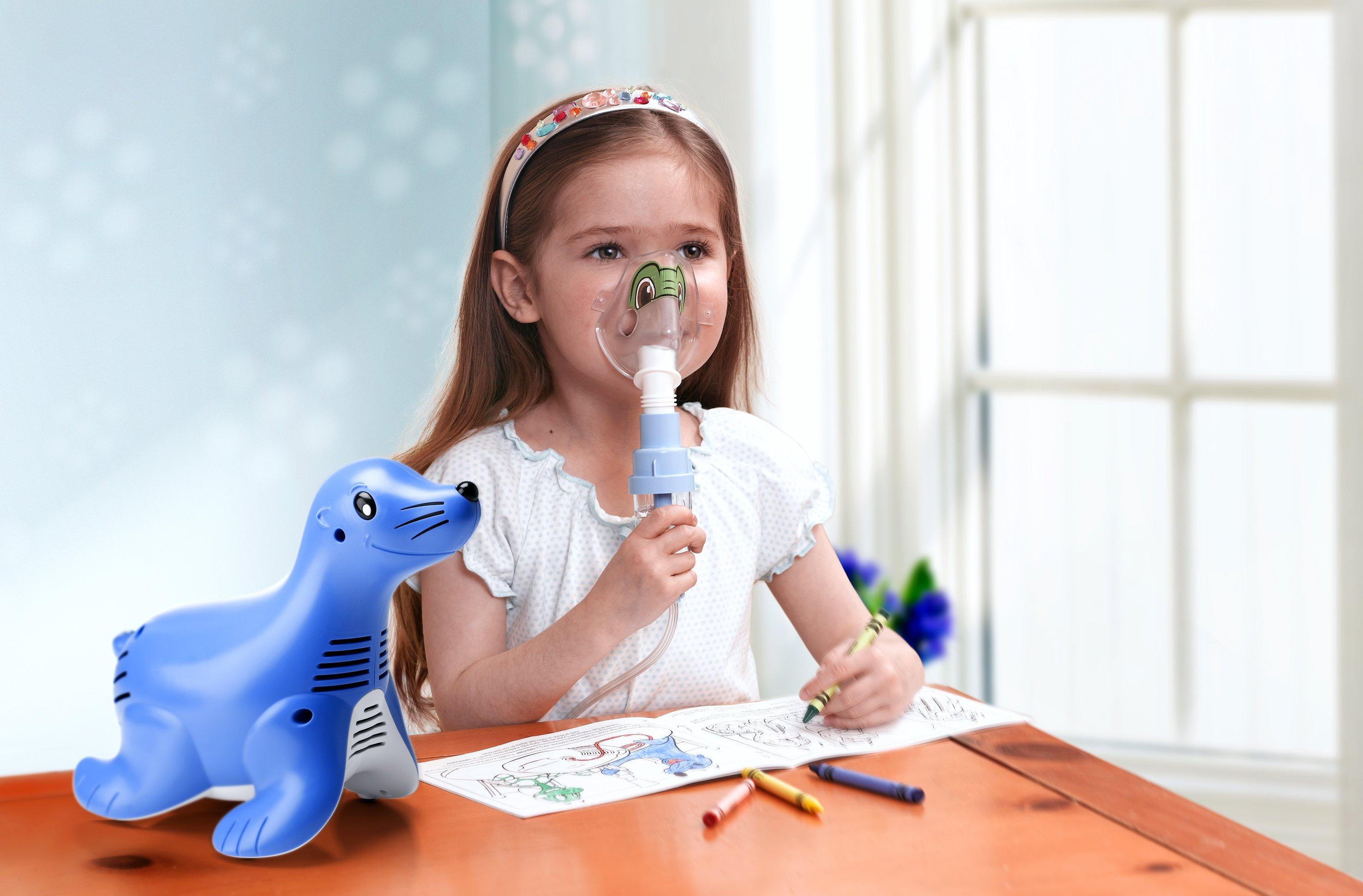 ингаляции с димедролом детям от насморка