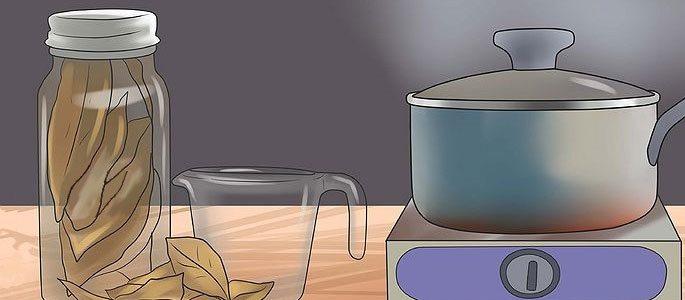ингаляция с лавровым листом при кашле