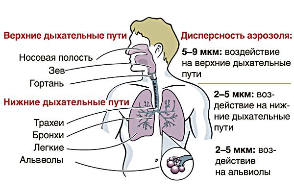 Медицинский ингалятор