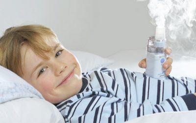 Меш-ингалятор для детей